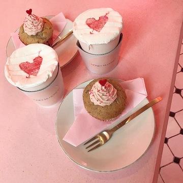 Vol.43♡ CAFE HONEY MI HONEYの《ホワイトデー限定メニュー》❤︎