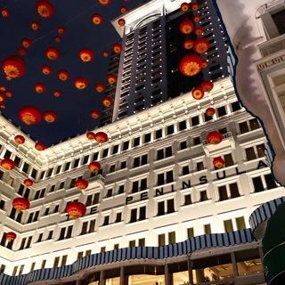 香港の社交界を垣間見る!