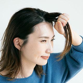 「ダメージがひどい髪には、ヘアオイルは多めにつけたほうがいいですよね?」【ヘアオイルQ&A】