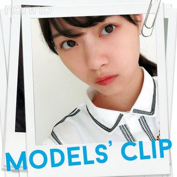 西野七瀬のコダワリ♡ ボタンは一番上までしめます!【Models' Clip】