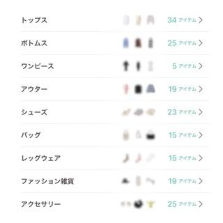 【洋服買わないチャレンジ#3】アイテム別の適正枚数を知る。_1_1
