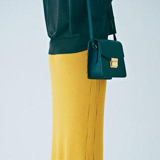 スカート、パンツの下に仕込みたい。あったか&女っぷりを上げるボトムスインナー