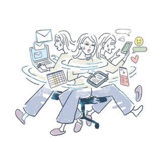 デジタルワークが圧倒的に増えた今、アラフォーの目が危ない!