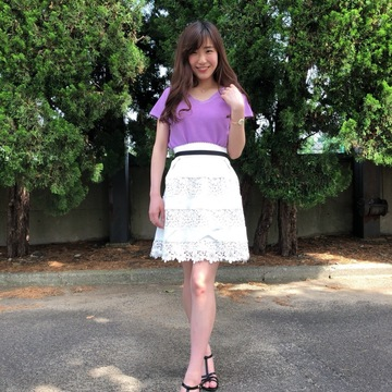 夏コーデ♡可愛いスカート購入しました