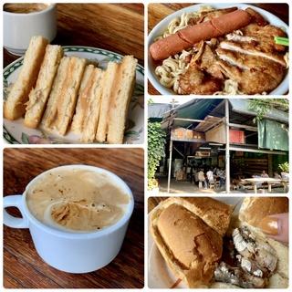 #タルゴナコーヒー の元祖「漢記珈琲」はマカオ漁村のポツンとカフェ