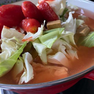 【おうち時間☺︎】デトックススープを作ってみた