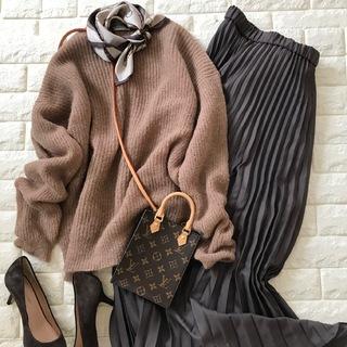 服の見直しで秋物を節約!古&新ミックスで旬顔コーデ【高見えプチプラファッション #128】