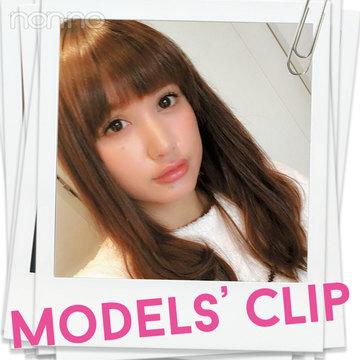 佐藤エリは○○で本格ヘルシー朝ごはん♡ 【Models' Clip】