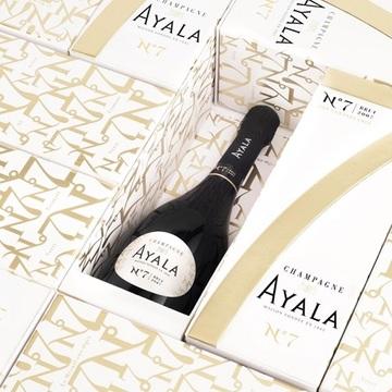 """幸運を呼び込むシャンパーニュ「アヤラ""""No.7""""」は大切な人と一緒に【飲むんだったら、イケてるワイン/WEB特別篇】"""