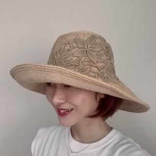 360度どこから見てもエレガントな帽子