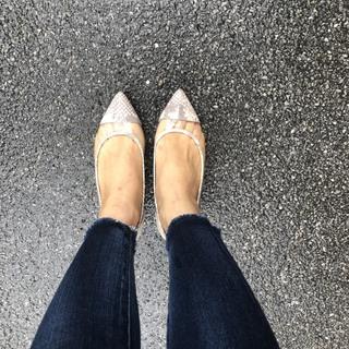雨でも晴れでも後悔しない靴