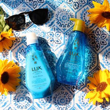 紫外線ダメージを受けやすい夏の髪を優しくケア。ラックスのシャンプー&トリートメントをプレゼント!