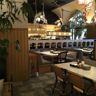 【銀座OLのおすすめランチ】おしゃれで話題のエスニック料理のお店!