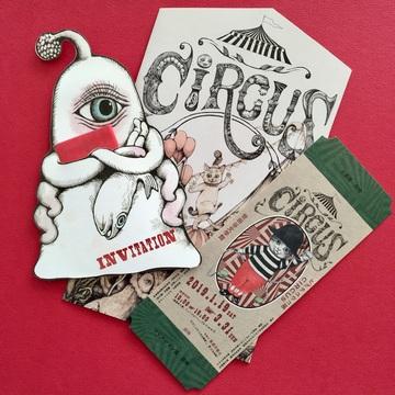 『ヒグチユウコ展CIRCUS』、精緻なタッチが紡ぐ幻想世界。