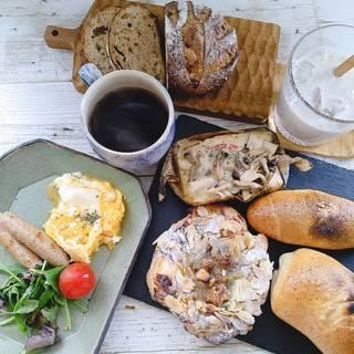 【京都・北山エリア】大人味なパンとケーキ