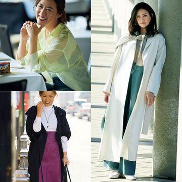 【50代女性向けファッションブランド】2020年春の注目アイテムは?おしゃれを叶える人気ブランドは?
