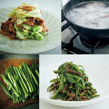 もっとおいしく、簡単に。ウーさん流「回鍋肉&青椒肉絲」【ウー・ウェンさんのからだ想いの家中華】