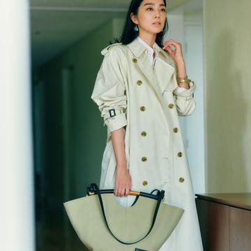 異素材使いが目をひくJ&M デヴィッドソンの新作バッグ【春ファッションが見違える主役バッグ】