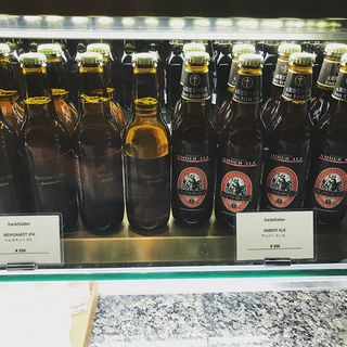 夏はビール!パーク ハイアット 東京のオリジナルビールを堪能
