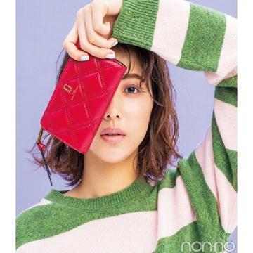 渡邉理佐とマークジェイコブスの小物たち♡ お財布や時計をナビゲート!【20歳からの名品】