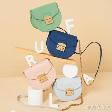 【Instagramフォロー&いいね&コメントで応募】FURLAの人気バッグを10名様にプレゼント!