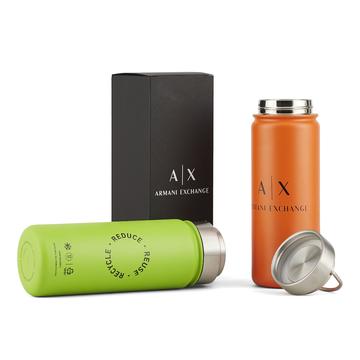 A|X アルマーニ エクスチェンジのサステナビリティ★ オリジナルボトルがもらえる期間限定キャンペーン開催中!