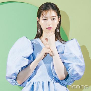 【西野七瀬のドレスでまちぶせ vol.1】DREAM sister janeのミニドレス