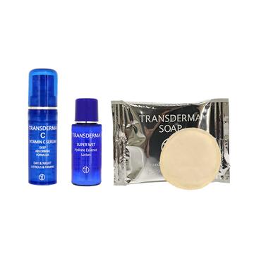アラフィー女性の肌を見直す!「トランスダーマ」ビタミンCとレスベラトロールの2つの美容液でおうち時間にエイジングケア