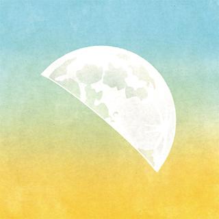 【 上弦の月 】
