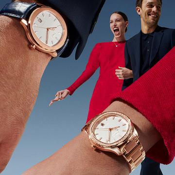 【ピアジェの新作腕時計】大人女性のカジュアル エレガンスに寄り添う「ピアジェ ポロ デイト」が登場