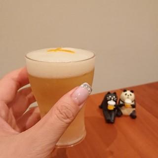ビールが美味しくなる季節にオススメなデザート②