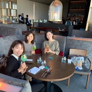 渋谷が大人の街に変貌!渋谷フクラス18階のセラビで美女組ランチ_1_3