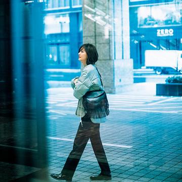 """【富岡佳子 ファッションは私の生き方です。】目ざしたいのは、過不足のない""""100"""""""