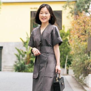 eririさんのハイ&ロースタイル【美女組ファッションSNAP】