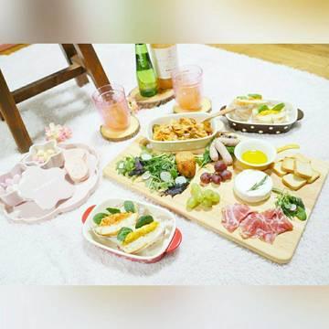 おうちでピクニック気分!おうち時間も美味しく楽しく過ごしたい♪