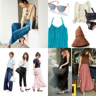 進化系リネンから夏の大本命ワンピースまで【ファッション人気記事ランキングトップ10】