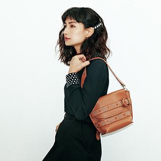 「J&M DAVIDSON」の 新・相棒バッグ