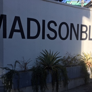 MADISON BLUEの展示会