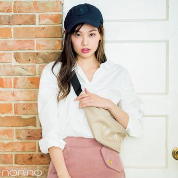 20歳からの抜け感シャツ☆大人っぽコーデで5通りに着回し!
