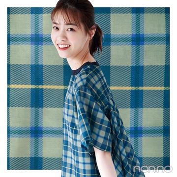 配色で差をつけられる「マルチカラーチェック」【秋のトレンドランキングNO.9】