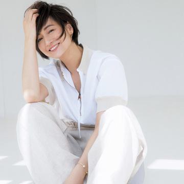 大人の初夏はこの素材から!富岡佳子、麻のパンツに魅せられて 五選