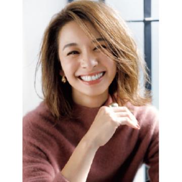 モデル 稲沢朋子さん