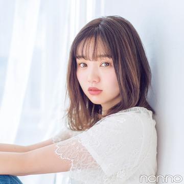 新ノンノモデル♡ 江野沢愛美がセルフメイク上手って本当?男子モテ編!【初めまして、まなみん】