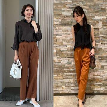 【2021晩夏のプチプラファッション】アラフィー華組ブロガーの『ユニクロ・GU』高見えコーデ特集