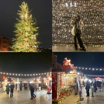 【 横浜 】クリスマスマーケットに行ってきました ☺︎