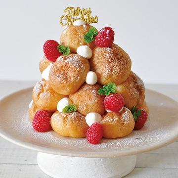 大人気デリスタグラマー・masayoさんの簡単プチシューツリーでクリスマス♡