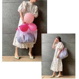 めちゃ着やすい・履きやすい・持ちやすいアイテムばかりの華やかコーデ
