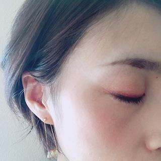 色っぽ美人になりたい!「紅葉色シャドウ」で秋支度☆