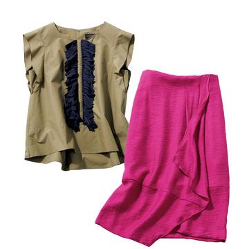 働く女性を応援!自宅で洗えるスーツ&御用達ブランドの服 五選