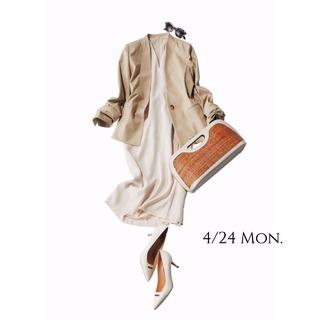 40代 春ファッション